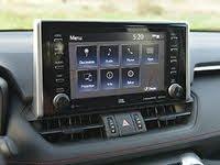 2020 Toyota RAV4 Infotainment System Settings Screen, interior, gallery_worthy