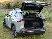 2020 Toyota RAV4 TRD Off-Road Cargo Area, gallery_worthy
