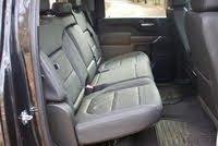 Second row of the 2020 GMC Sierra 2500HD., interior, gallery_worthy