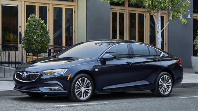 2020 Buick Regal Sportback Price Cargurus