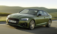 2020 Audi A5, Front-quarter view, exterior, manufacturer, gallery_worthy