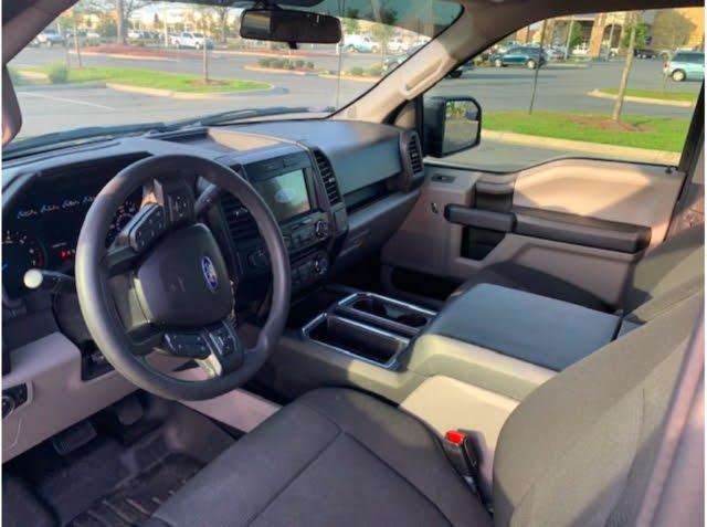 2017 Ford F-150 - Interior Pictures - CarGurus