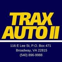 TRAX AUTO II logo