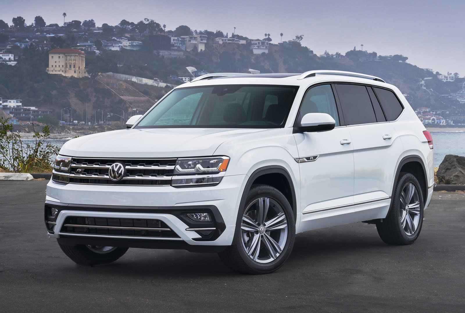 2019 Volkswagen Atlas Test Drive Review Cargurus