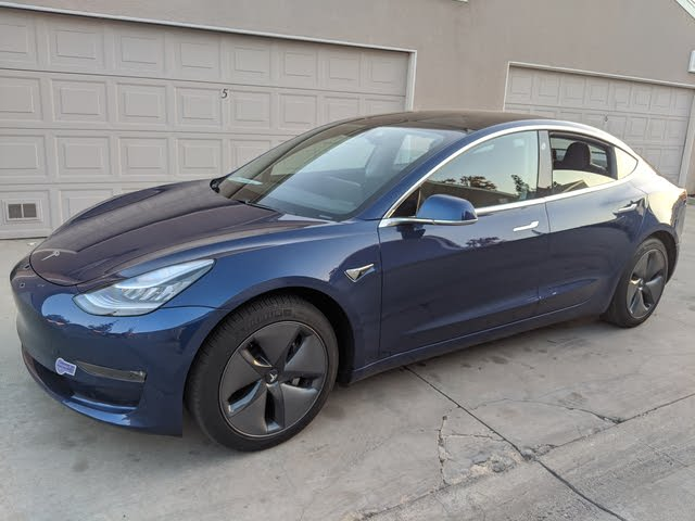 Picture of 2019 Tesla Model 3 Standard RWD, exterior, gallery_worthy