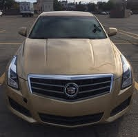 Picture of 2013 Cadillac ATS, exterior, gallery_worthy