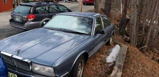 Picture of 1990 Jaguar XJ-Series XJ6 Vanden Plas Sedan RWD, exterior, gallery_worthy