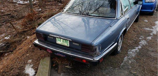 Picture of 1990 Jaguar XJ-Series XJ6 Vanden Plas Sedan RWD, exterior, gallery_worthy