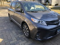 Picture of 2018 Toyota Sienna XLE 7-Passenger AWD, exterior, gallery_worthy