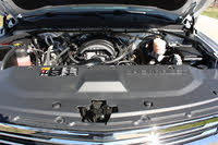 Picture of 2016 Chevrolet Tahoe LTZ 4WD, engine, gallery_worthy
