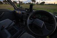 Picture of 1993 Mitsubishi Delica, interior, gallery_worthy