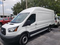 Picture of 2018 Ford Transit Cargo 250 3dr LWB High Roof Extended Cargo Van with Sliding Passenger Side Door, exterior, gallery_worthy