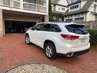 Picture of 2017 Toyota Highlander Limited, exterior, gallery_worthy