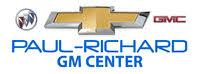Paul Richard GM Center logo