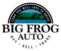 Big Frog Auto logo
