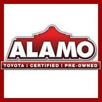 Alamo Toyota logo