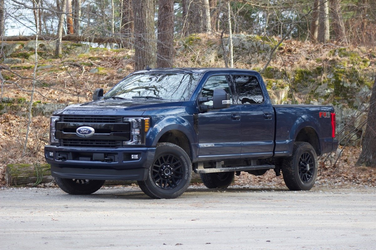 2019 Ford F 250 Super Duty Test Drive Review Cargurus