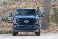 2019 Ford F-250 Super Duty, Front profile of the 2020 Ford F-250 Super Duty., gallery_worthy