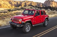 2020 Jeep Wrangler, Front-quarter view, exterior, manufacturer, gallery_worthy