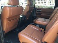 Picture of 2014 Toyota Sequoia Platinum 4WD, interior, gallery_worthy