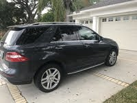 Picture of 2015 Mercedes-Benz M-Class ML 350, exterior, gallery_worthy