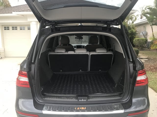 Picture of 2015 Mercedes-Benz M-Class ML 350, interior, gallery_worthy