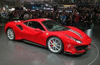 2020 Ferrari 488 Picture Gallery