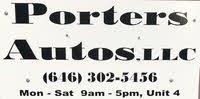 Porters Autos LLC logo