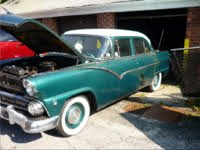 Picture of 1955 Ford Fairlane Sedan, exterior, gallery_worthy
