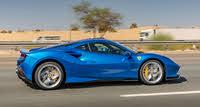 2020 Ferrari F8 Tributo, Front-quarter/profile view, exterior, manufacturer, gallery_worthy