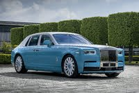 2020 Rolls-Royce Phantom, Front-quarter view, exterior, manufacturer, gallery_worthy