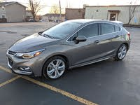 Picture of 2017 Chevrolet Cruze Premier Hatchback FWD, exterior, gallery_worthy