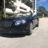Picture of 2015 Bentley Continental GTC W12 AWD, exterior, gallery_worthy