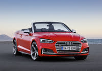 2020 Audi S5, Front-quarter view, exterior, manufacturer, gallery_worthy