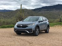 2020 Honda CR-V Hybrid, Front-quarter view, exterior, gallery_worthy
