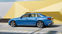 2020 Audi S4, Rear-quarter view, exterior, manufacturer, gallery_worthy