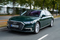 Audi A8 Hybrid Plug-In Overview