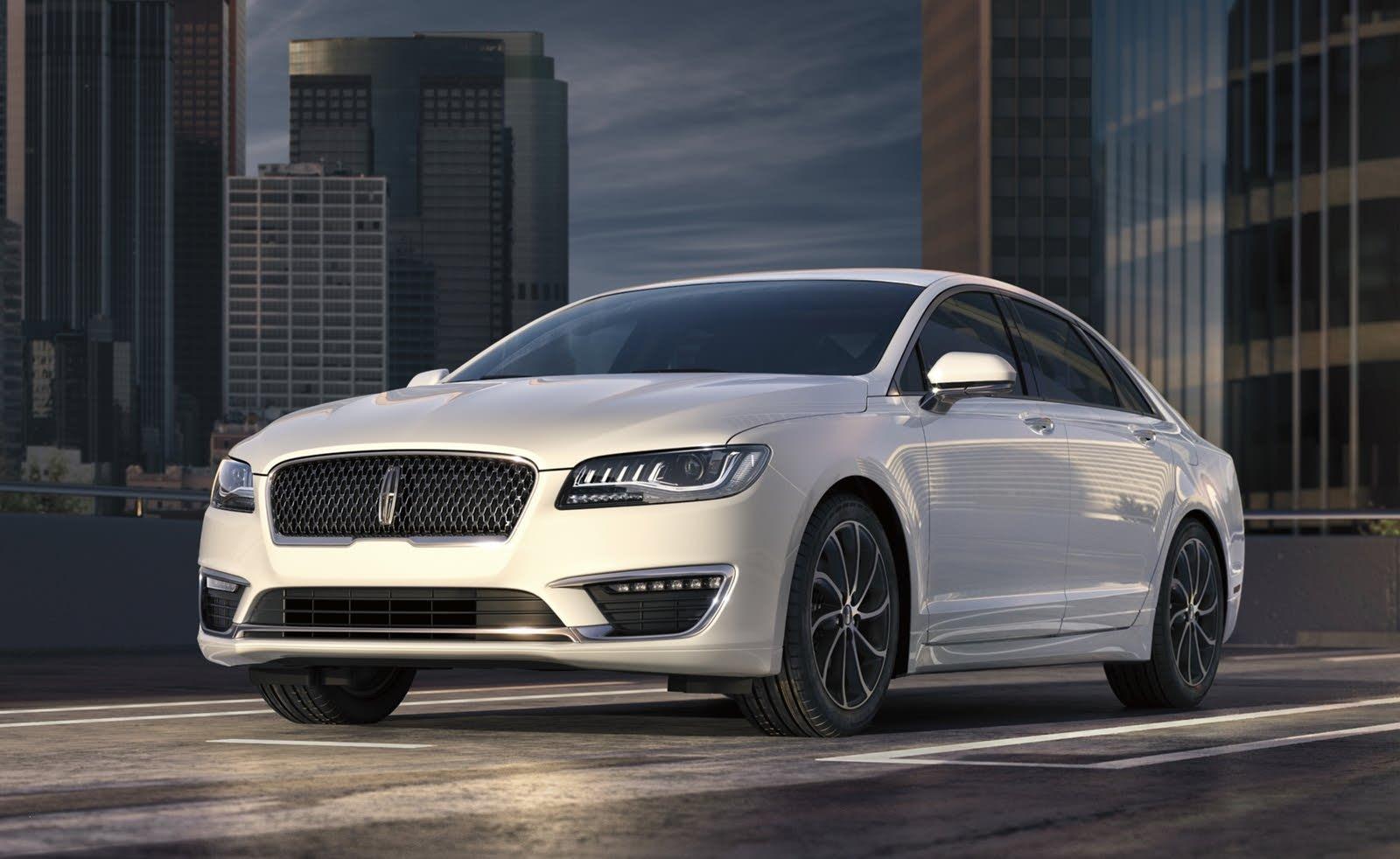 Konzept und Überprüfung 2020 Lincoln MKZ Hybrid