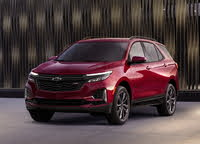 2021 Chevrolet Equinox, Front-quarter view, exterior, manufacturer, gallery_worthy