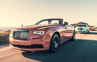 2020 Rolls-Royce Ghost, Front-quarter view, exterior, manufacturer, gallery_worthy
