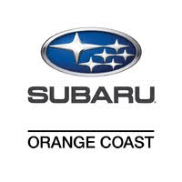 Subaru Orange Coast logo