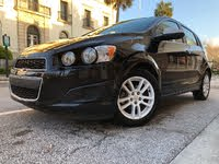 Picture of 2014 Chevrolet Sonic LS Hatchback FWD, exterior, gallery_worthy