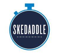 Skedaddle Cars logo