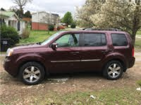 Picture of 2014 Honda Pilot Touring, gallery_worthy