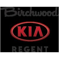 Birchwood Kia on Regent logo
