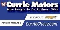 Currie Motors Chevrolet logo