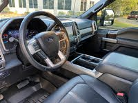 Picture of 2017 Ford F-450 Super Duty Platinum Crew Cab LB DRW 4WD, interior, gallery_worthy