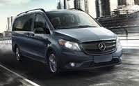 Mercedes-Benz Metris Overview