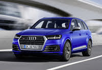 2020 Audi SQ7, Front-quarter view, exterior, manufacturer, gallery_worthy