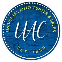 Universal Auto Center  logo